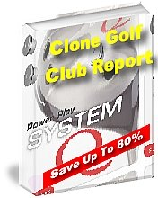 Clone Golf Club Report